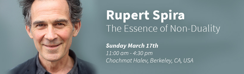 Rupert Spira - The Essence of Non-Duality